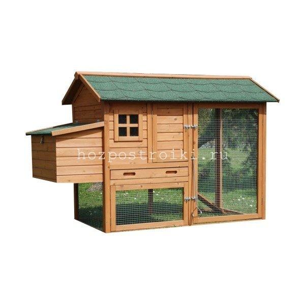 домик для куриц