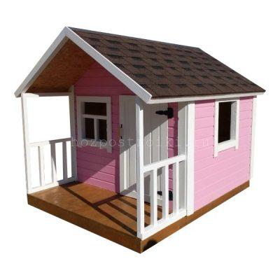 Игры на даче в своем домике